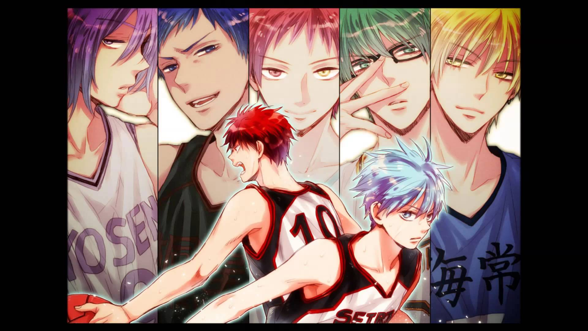 Kuroko And Kagami Wallpaper High Quality Resolution Nqk