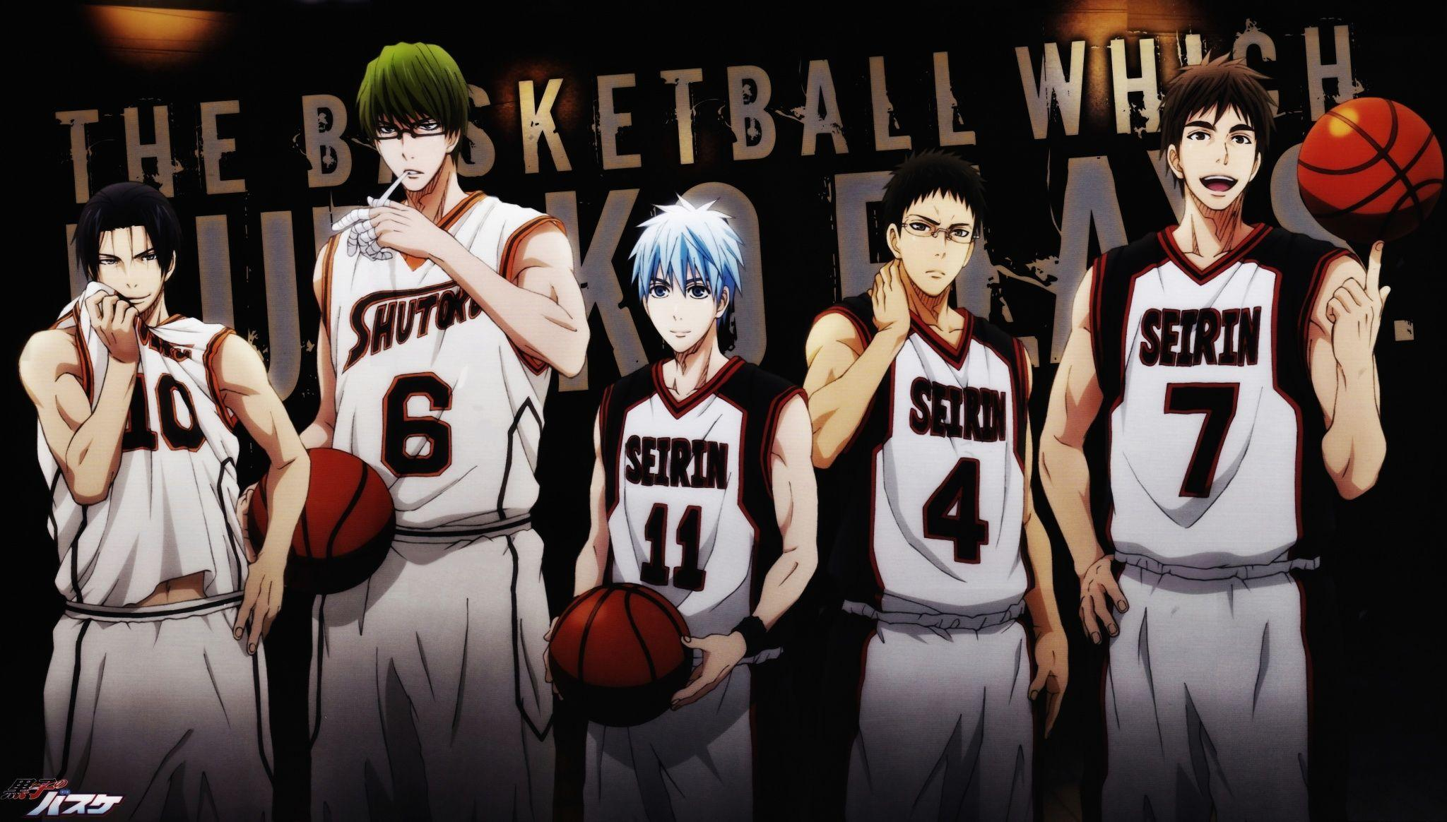 Kuroko No Basket Hd Wallpapers Wallpaper Cave