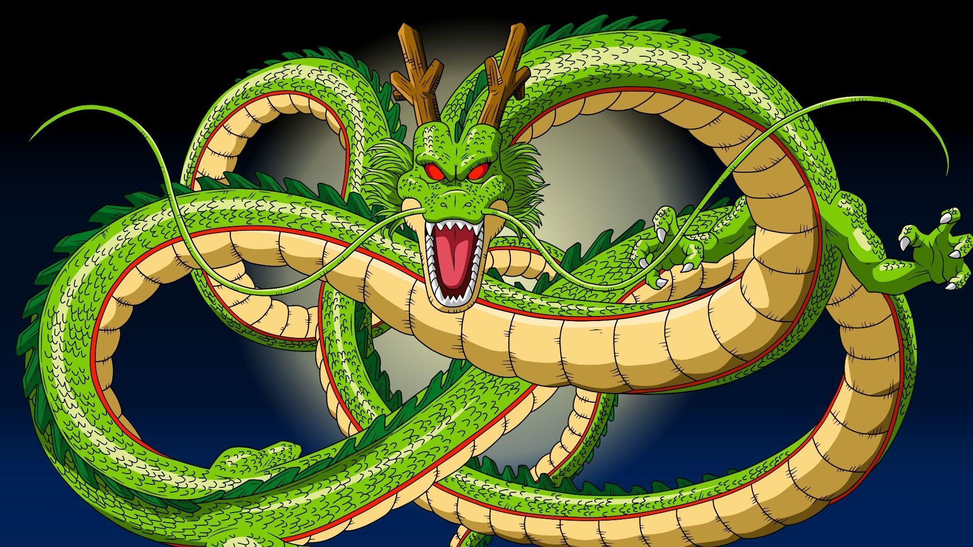Super Shenron Wallpapers Wallpaper Cave