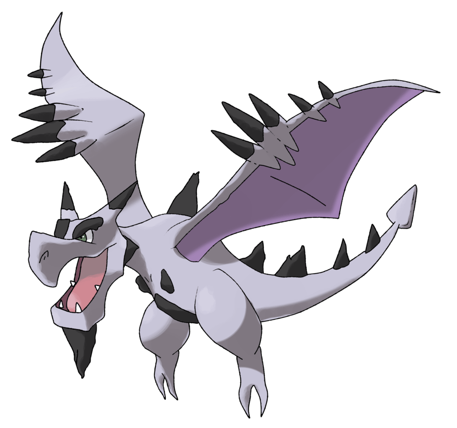 Mega Aerodactyl by TheAngryAron on DeviantArt