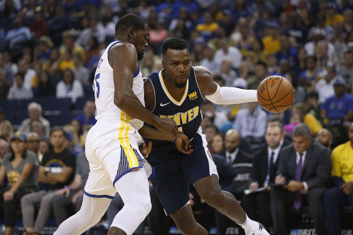 Video: Paul Millsap's first action as a Denver Nugget