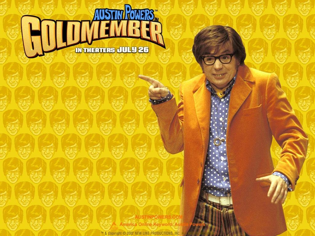 Austin Powers in Goldmember Movies