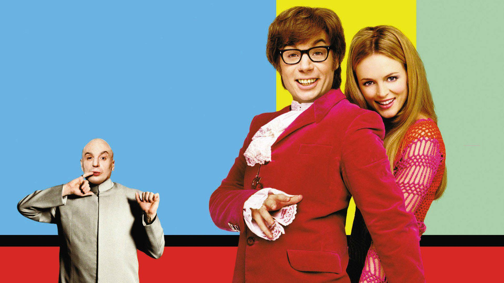 Austin Powers: The Spy Who Shagged Me Full HD Bakgrund and