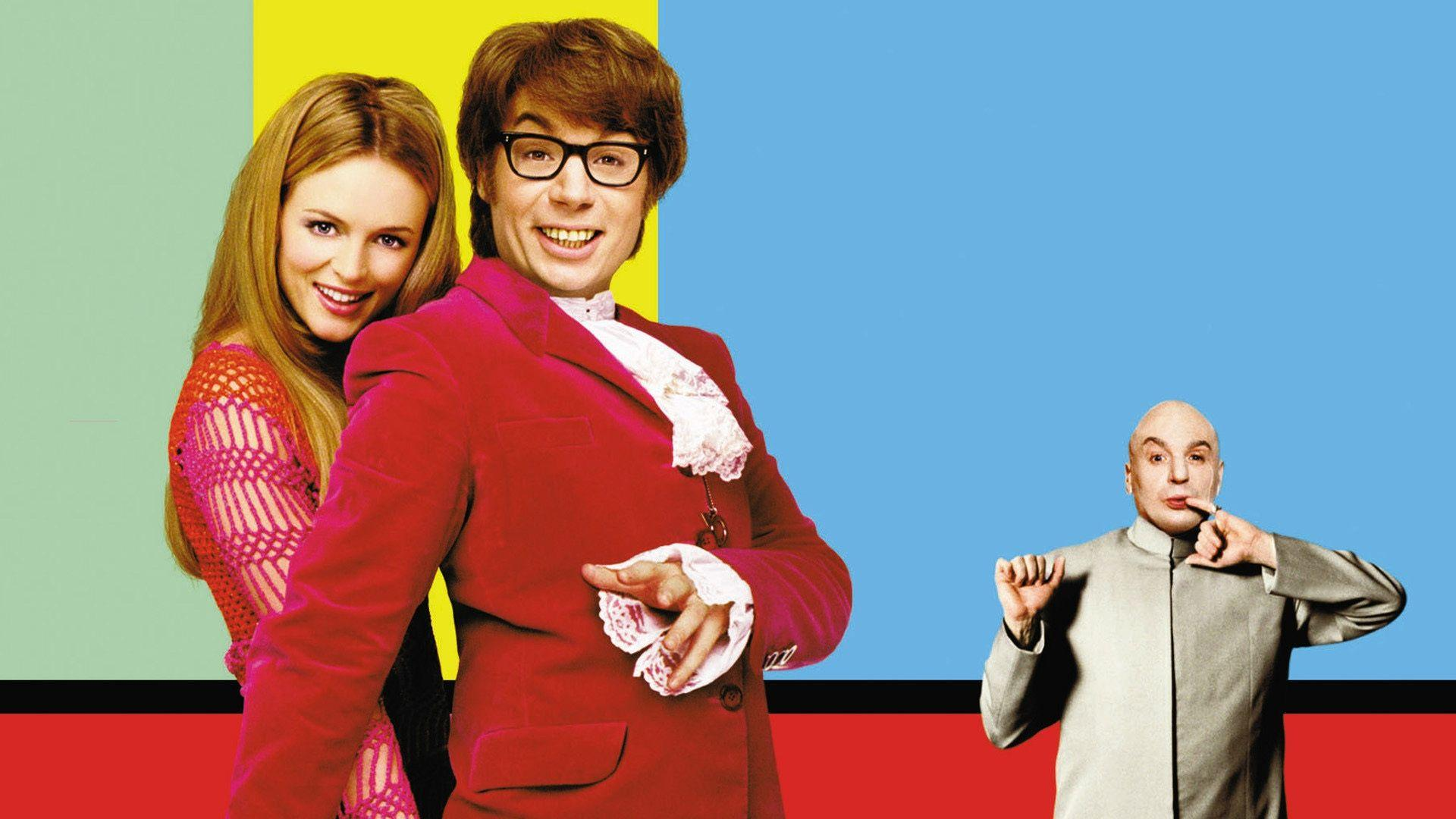 Austin Powers: The Spy Who Shagged Me Movie Wallpapers