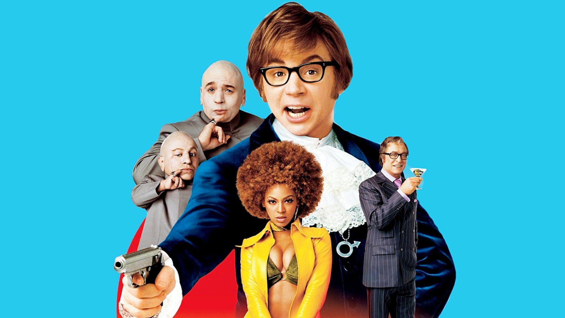 Austin Powers in Goldmember Full HD Bakgrund and Bakgrund