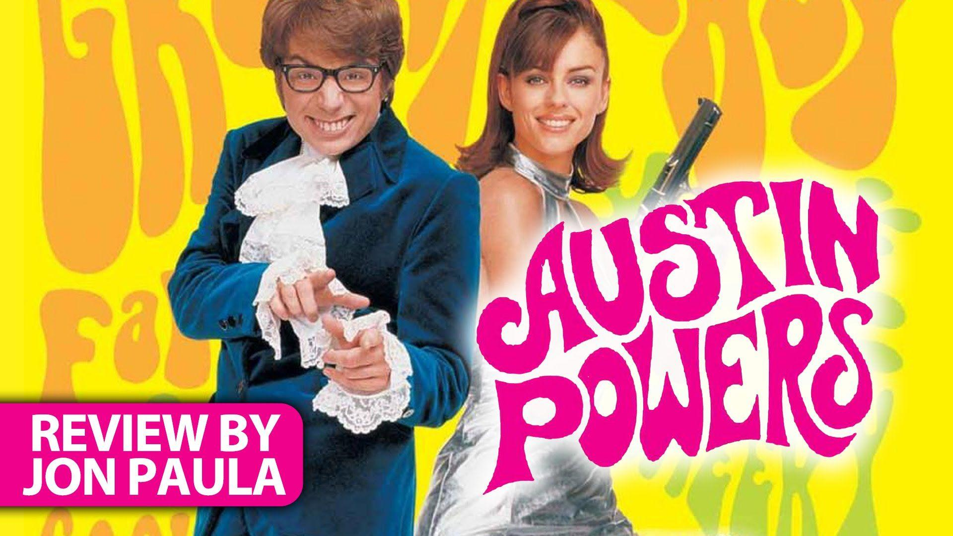 Austin Powers: International Man of Mystery Movie Wallpapers