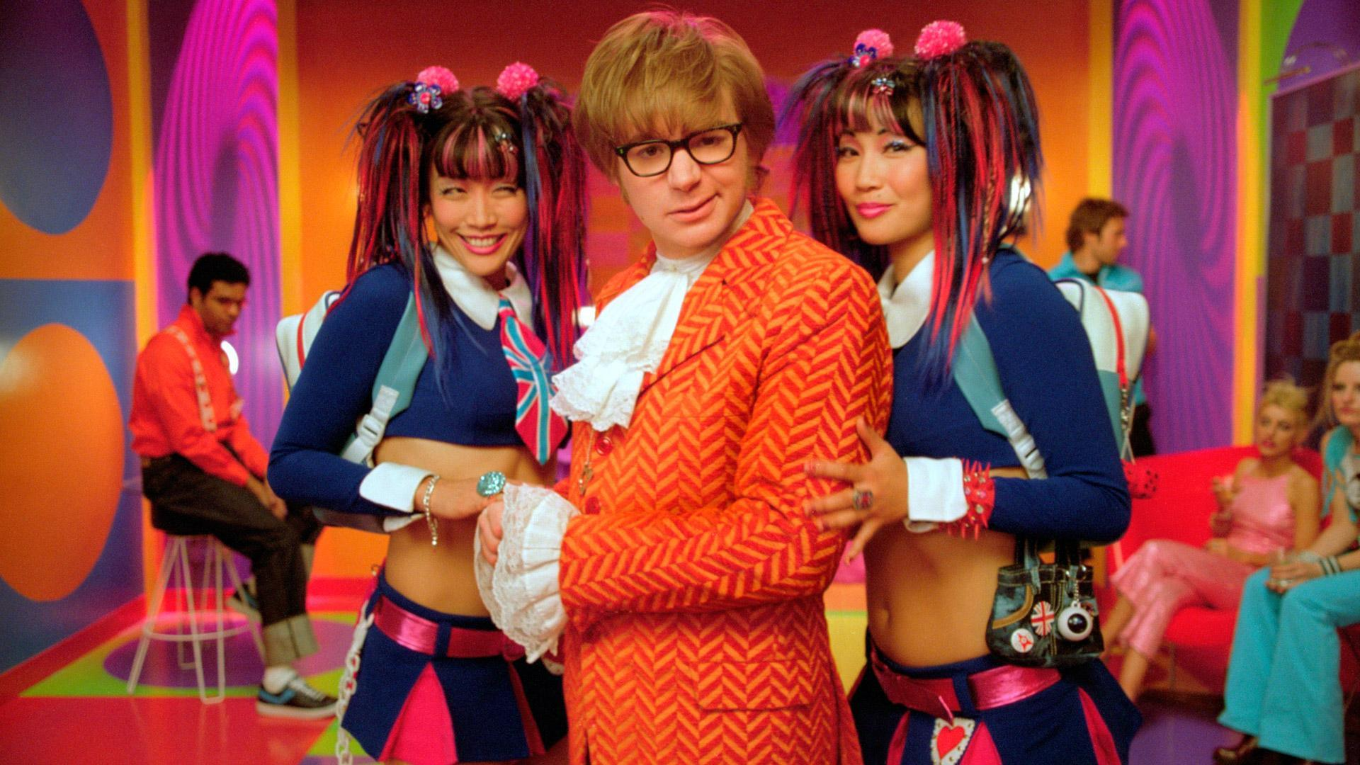 3 Austin Powers in Goldmember HD Wallpapers