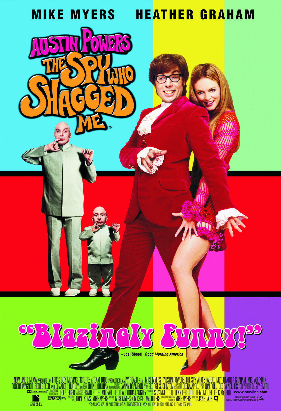 Most viewed Austin Powers: The Spy Who Shagged Me wallpapers