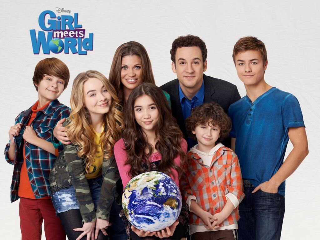 Girl Meets World Teams Background 3