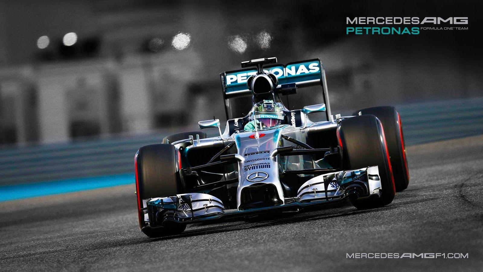 Mercedes-Benz Petronas Teams Background