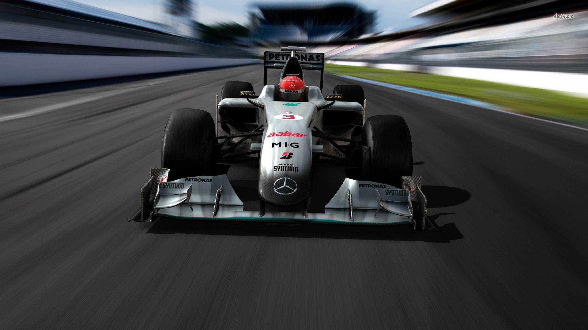 Mercedes-Benz Petronas Teams Background 6
