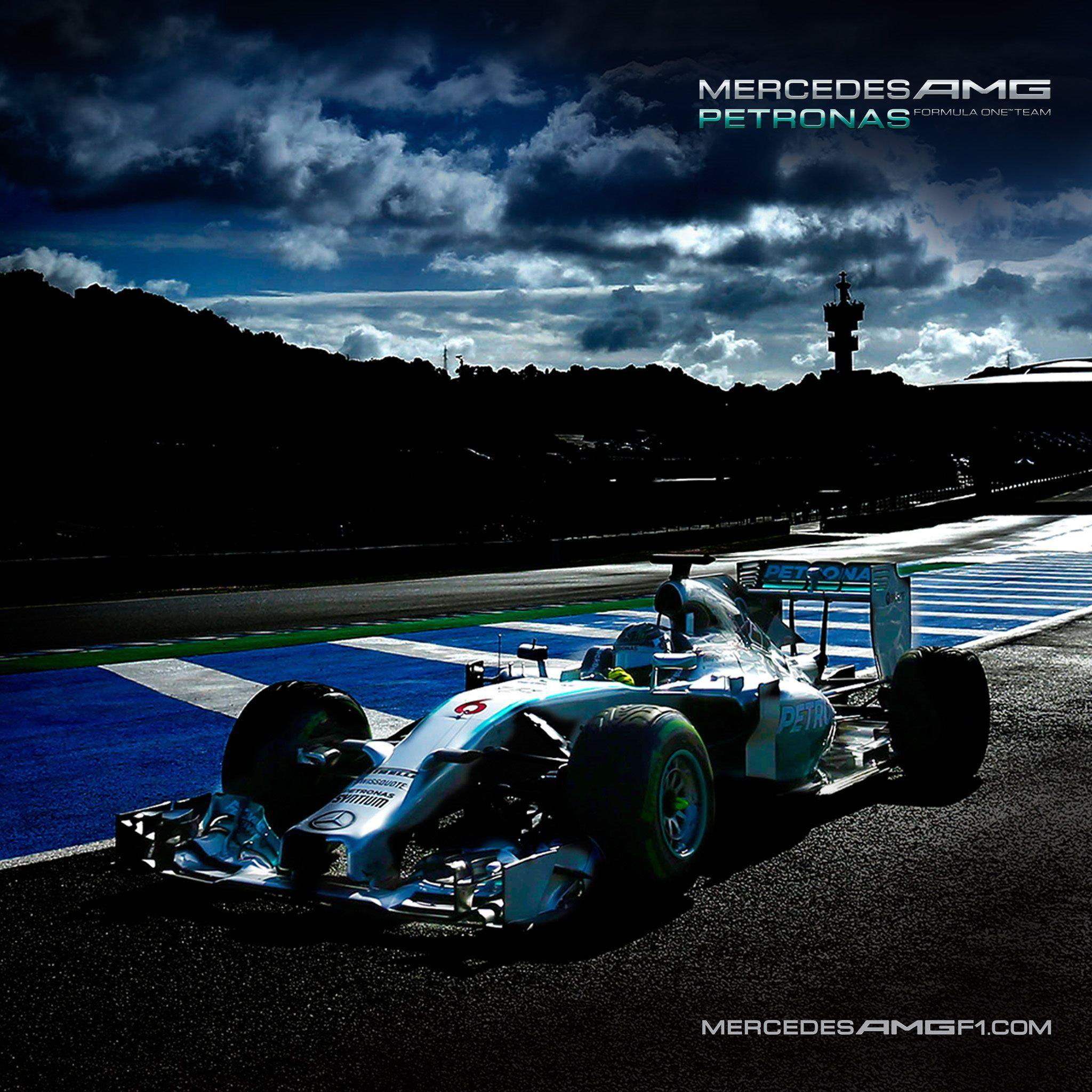 Mercedes AMG Petronas F1 HD Wallpapers. 4K Wallpapers