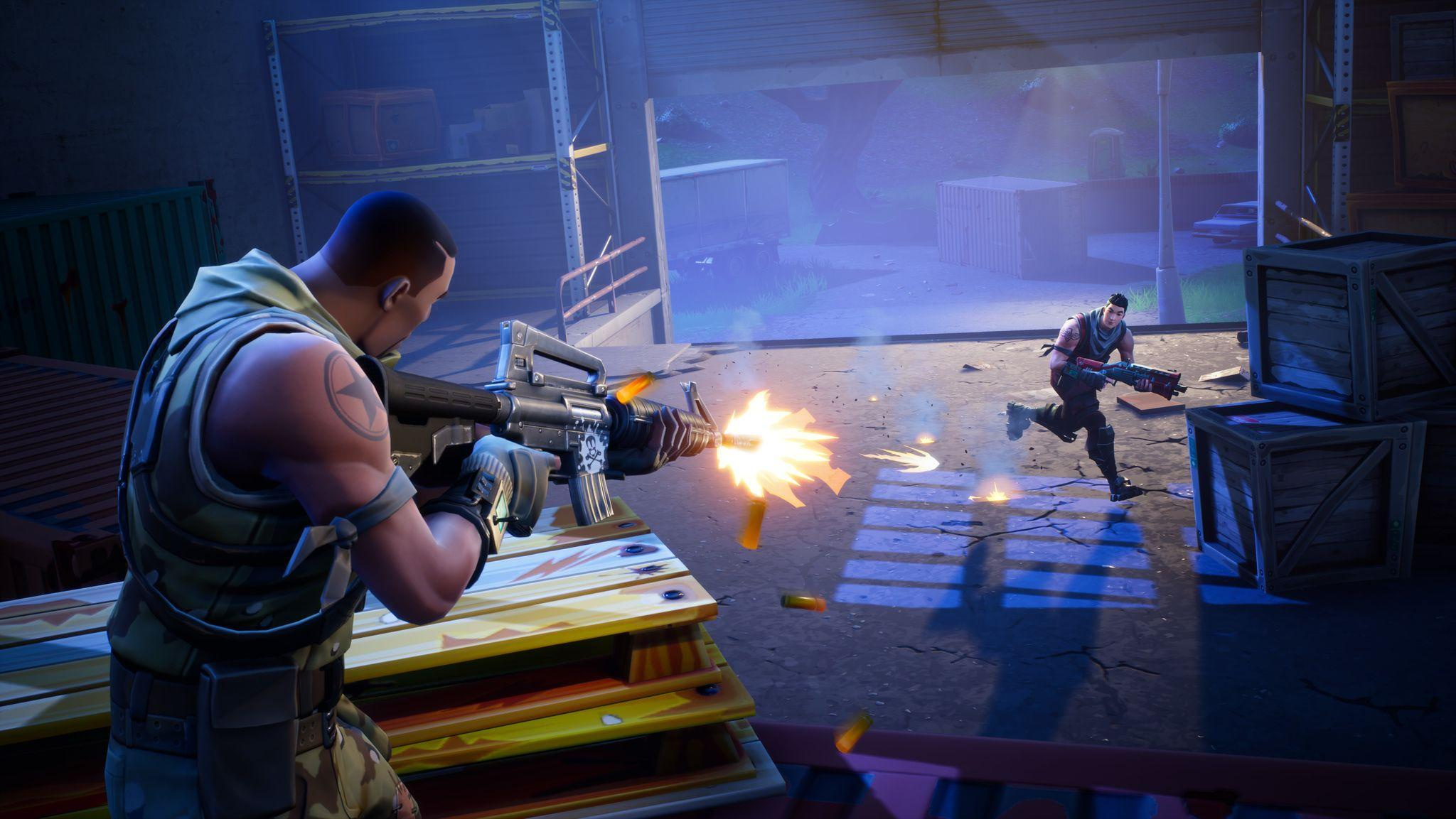 Fortnite Battle Royale' is coming to phones and tablets soon
