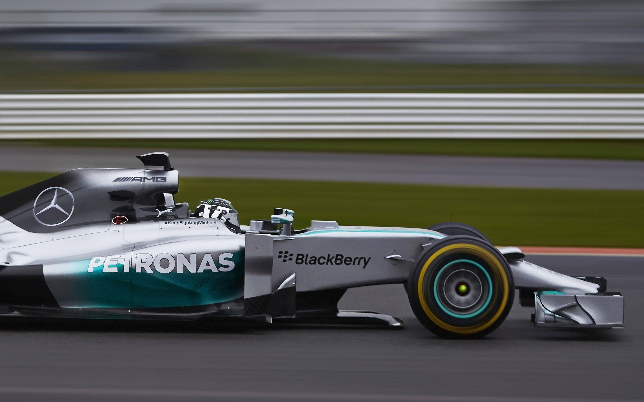 2014 Mercedes AMG Petronas F1 W05 Wallpapers