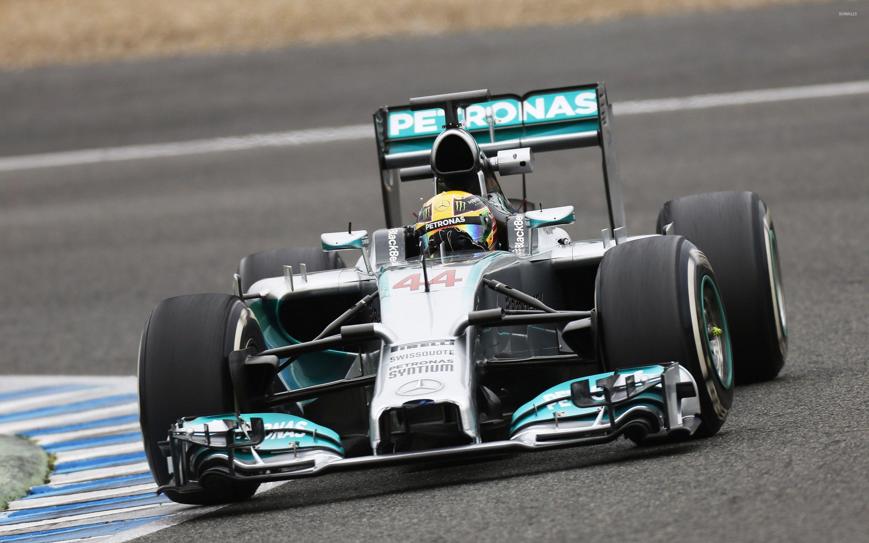 Mercedes AMG Petronas [2] wallpapers
