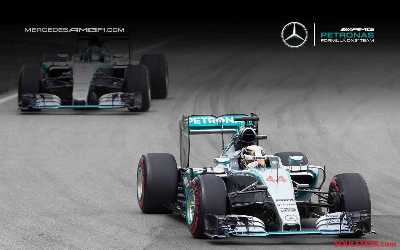 Mercedes AMG Petronas Wallpapers