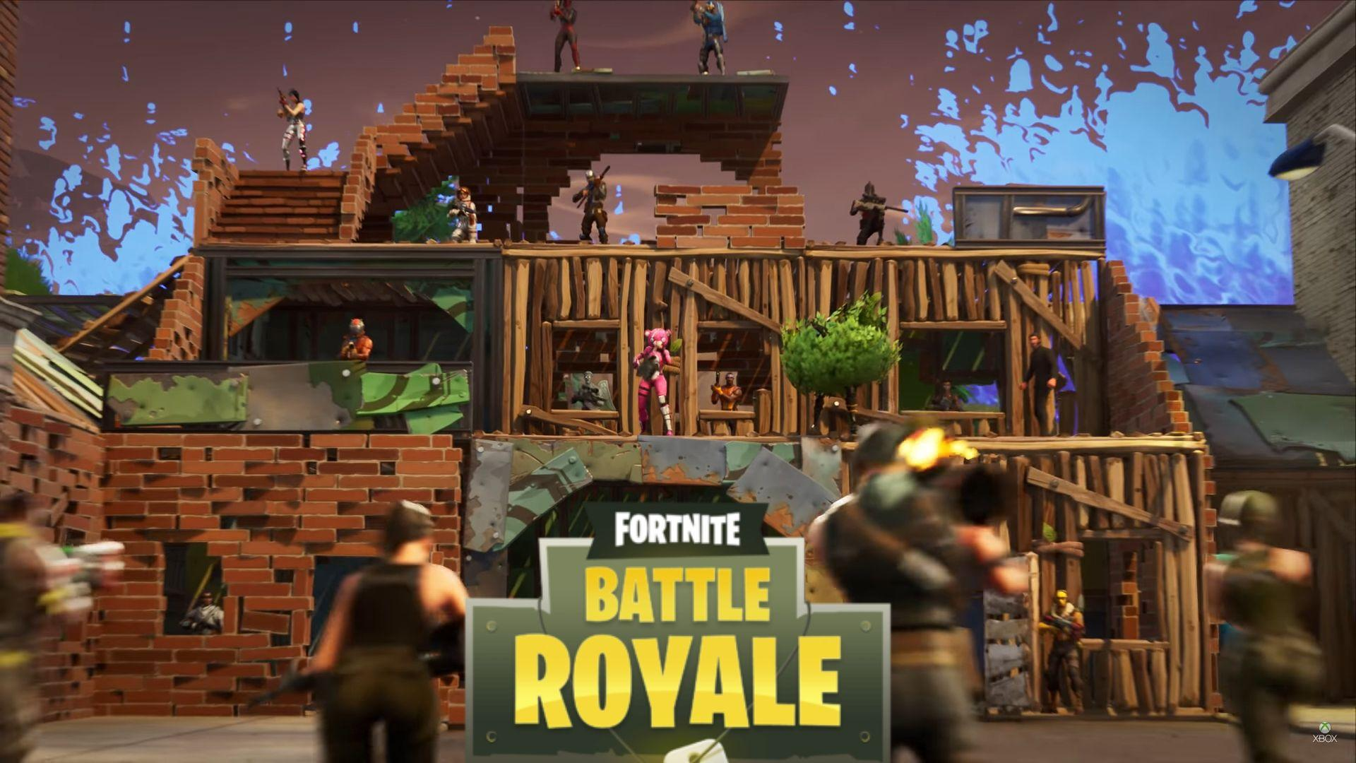 Fortnite Battle Royale Introduces Teams Of 20 In New Limited Time ...