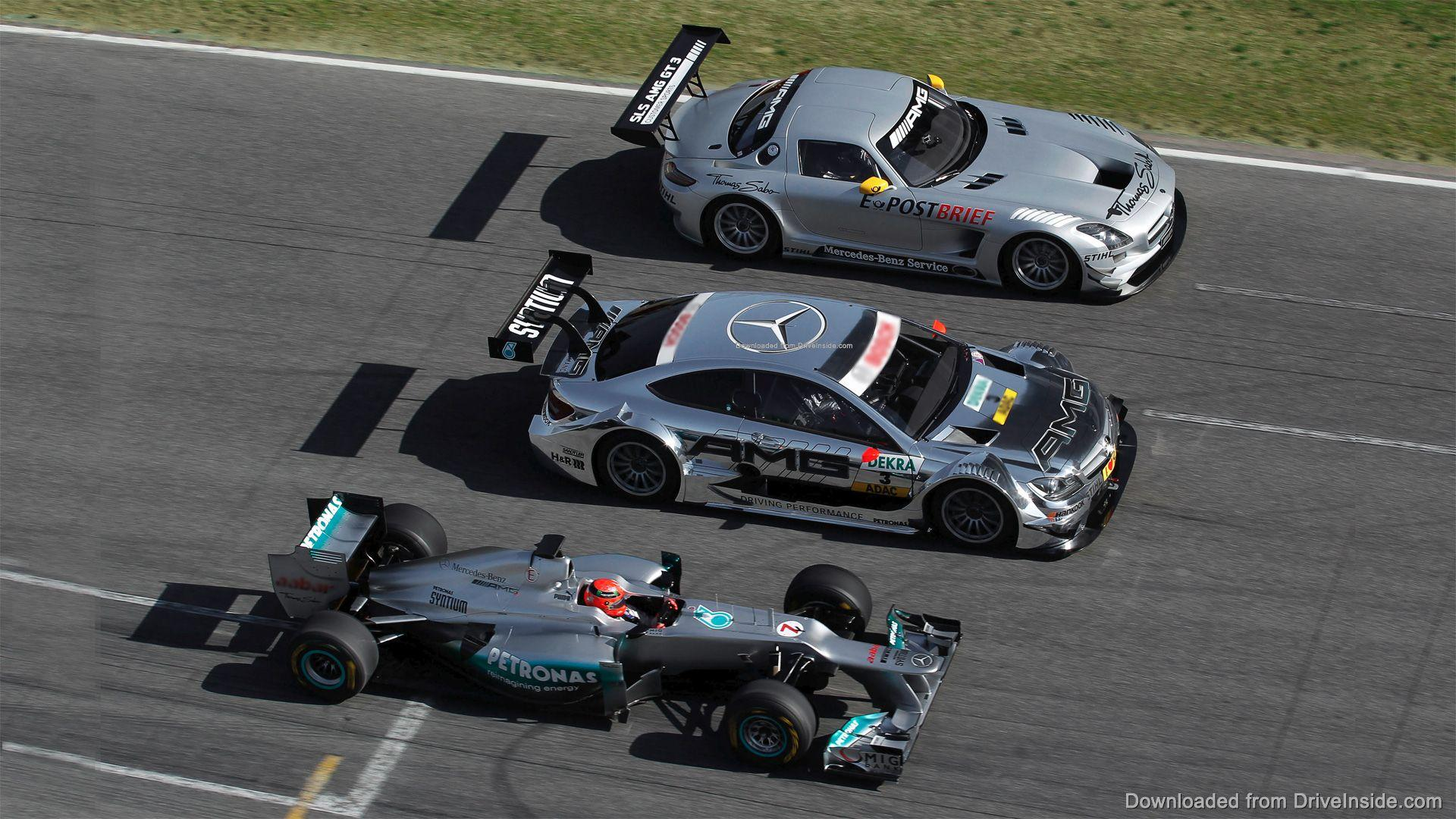 Mercedes AMG Petronas 'keep moving' with Blackberry partnership