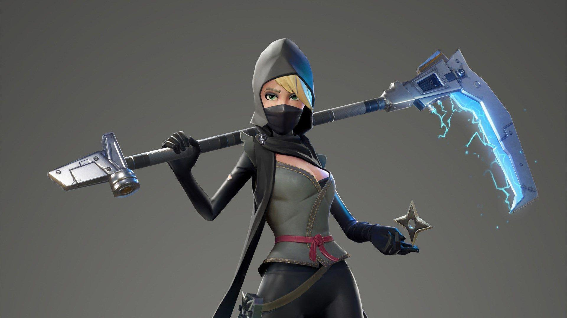 Can we get this skin in Battle Royale? : FortNiteBR