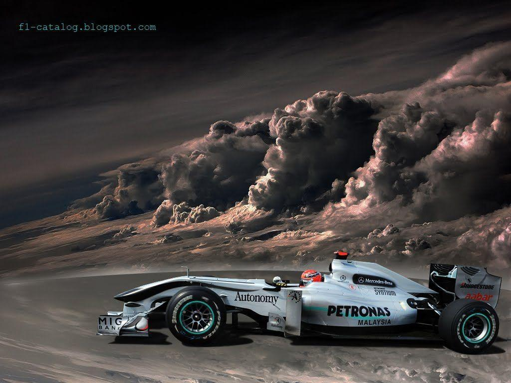 F1 Mercedes Wallpapers