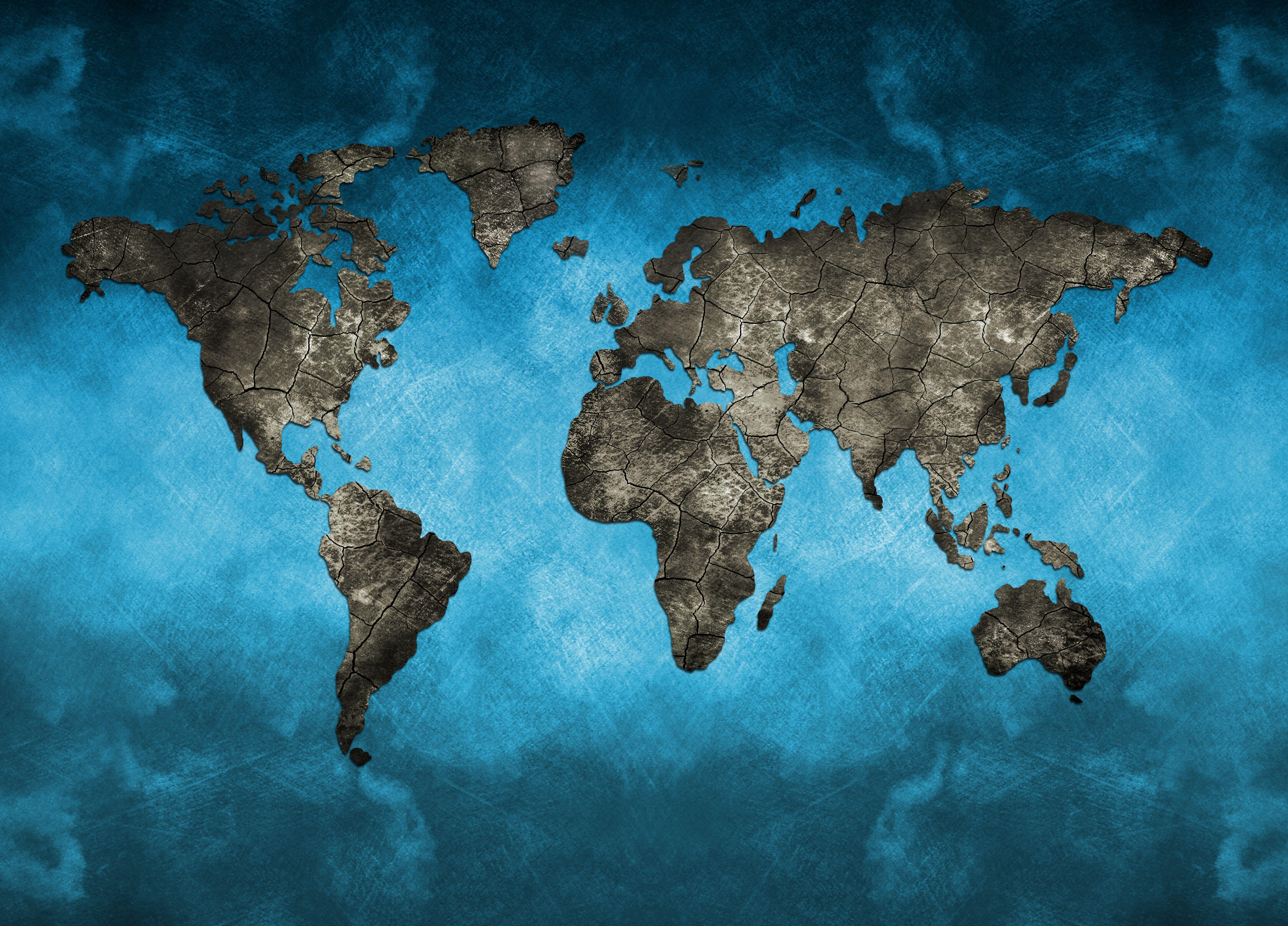 World Map 4k Wallpapers Wallpaper Cave