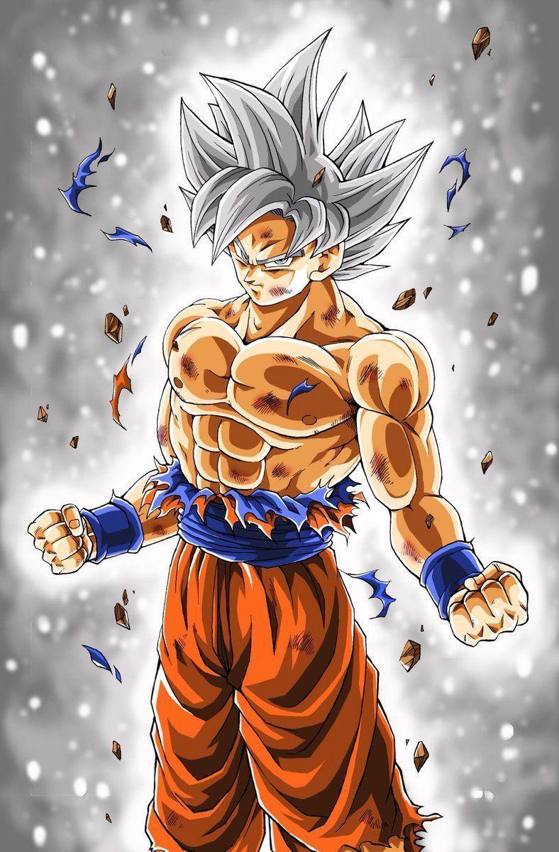Mastered ultra instinct goku wallpapers wallpaper cave - Goku ultra instinct mastered wallpaper ...