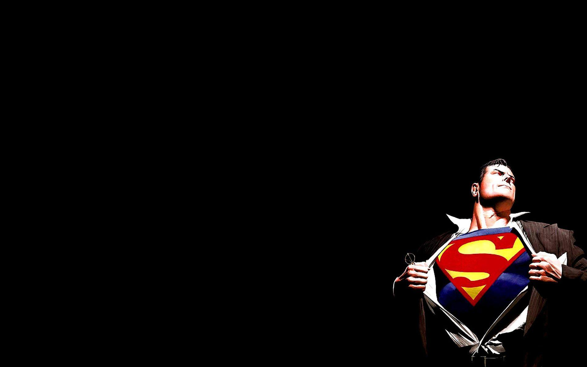 Logo Superman Wallpapers Wallpaper Cave