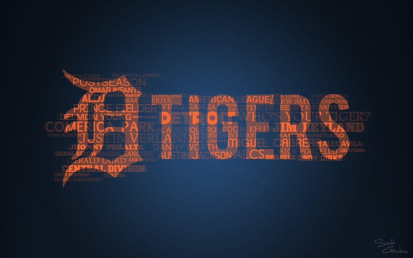 Detroit Tigers Wallpaper (8 Wallpapers) – HD Wallpapers