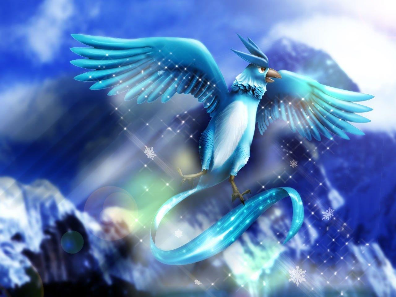 hd articuno wallpapers