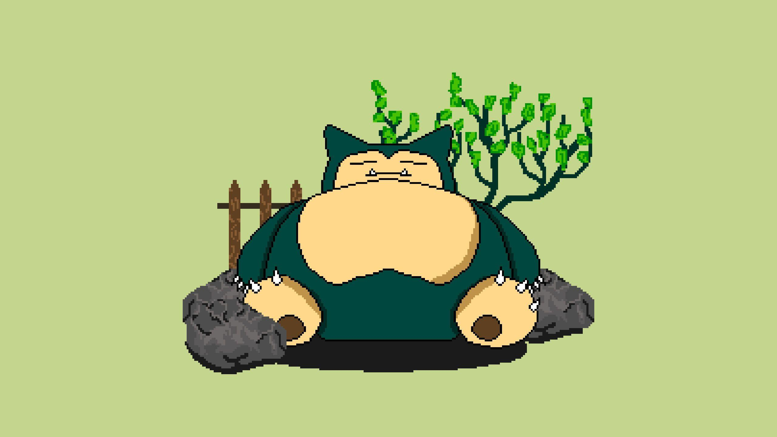 Pokemon Snorlax Wallpaper 31+ - HD wallpaper Collections - TrBBBBB.com