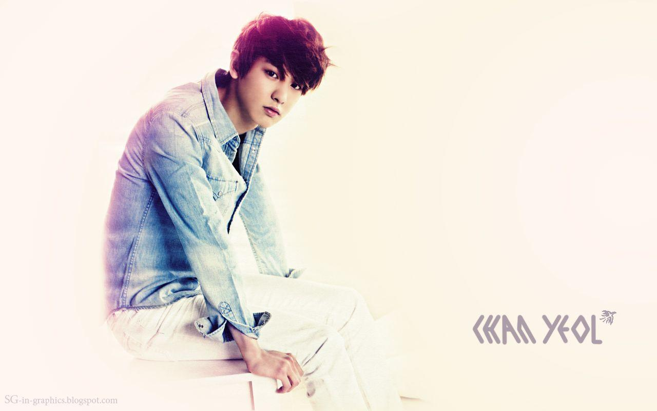 Park chanyeol exo wallpapers