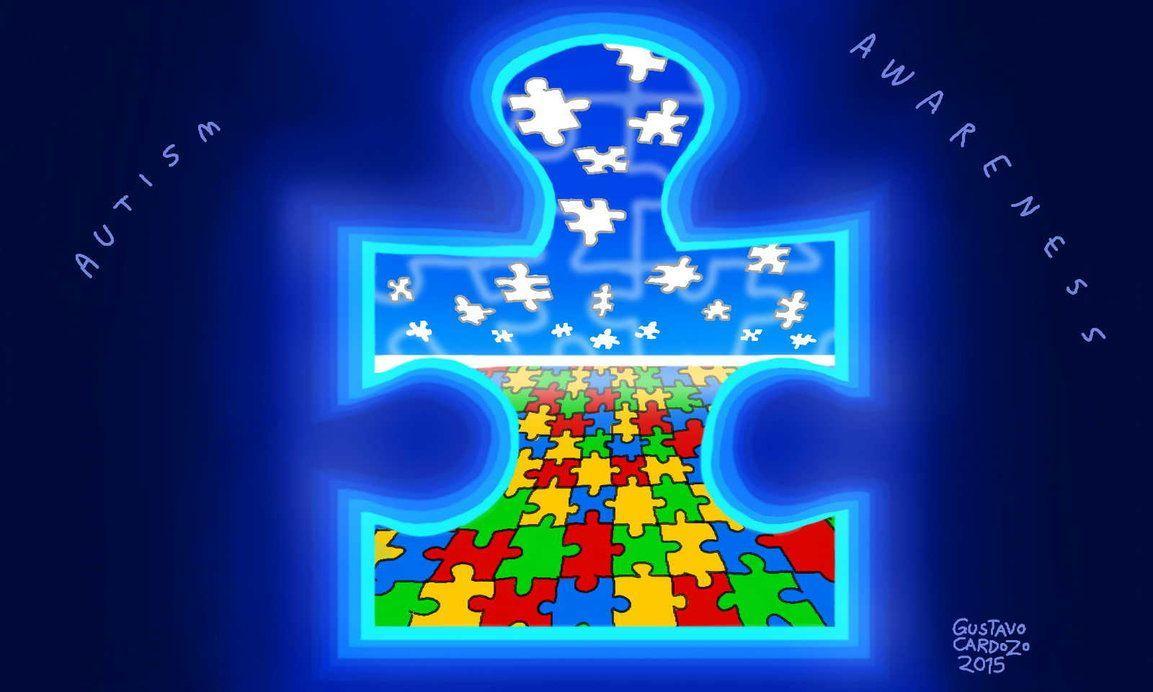 Autism Awareness Wallpapers Wallpaper Cave