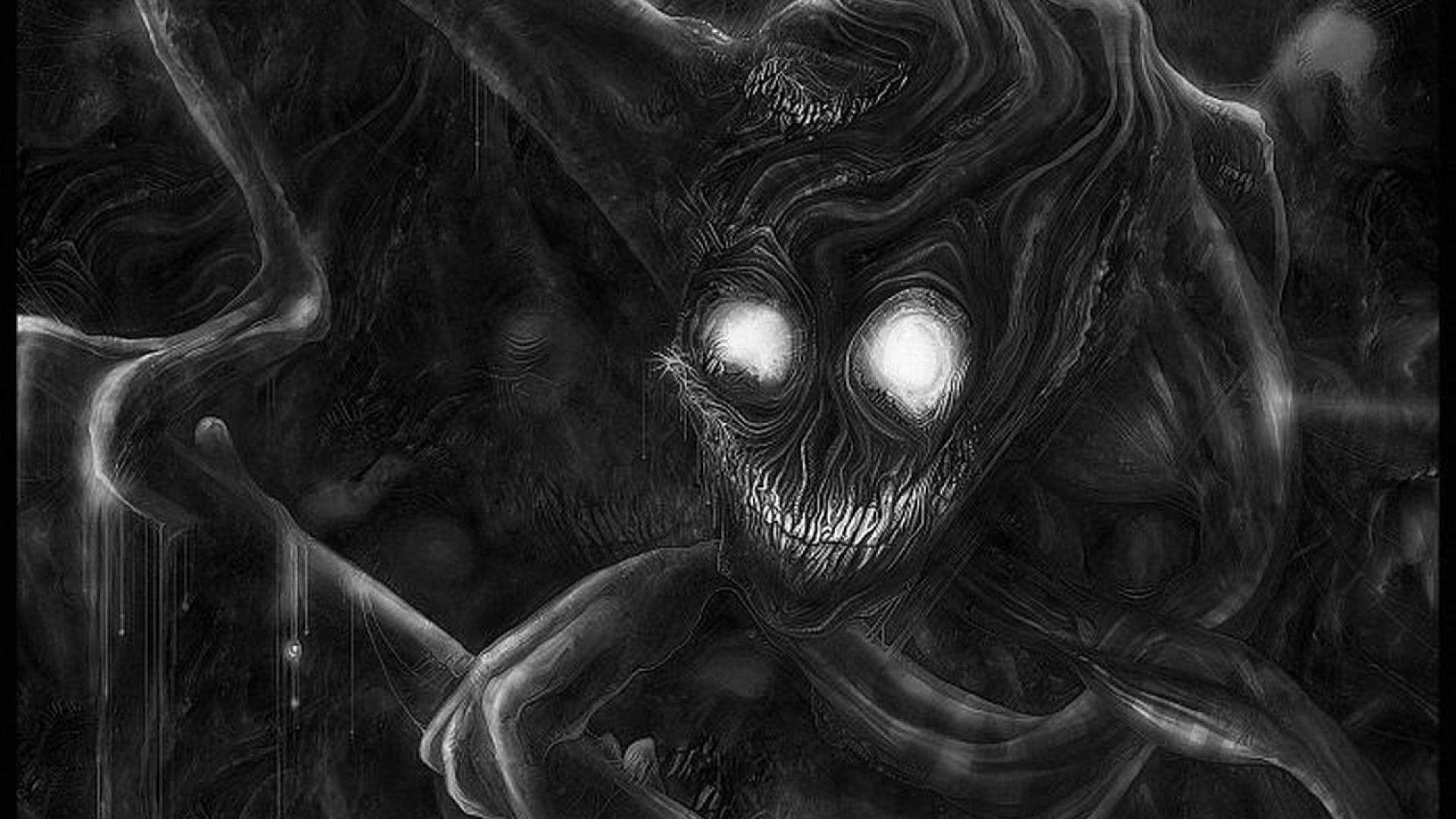 Anime Horror Wallpapers Wallpaper Cave