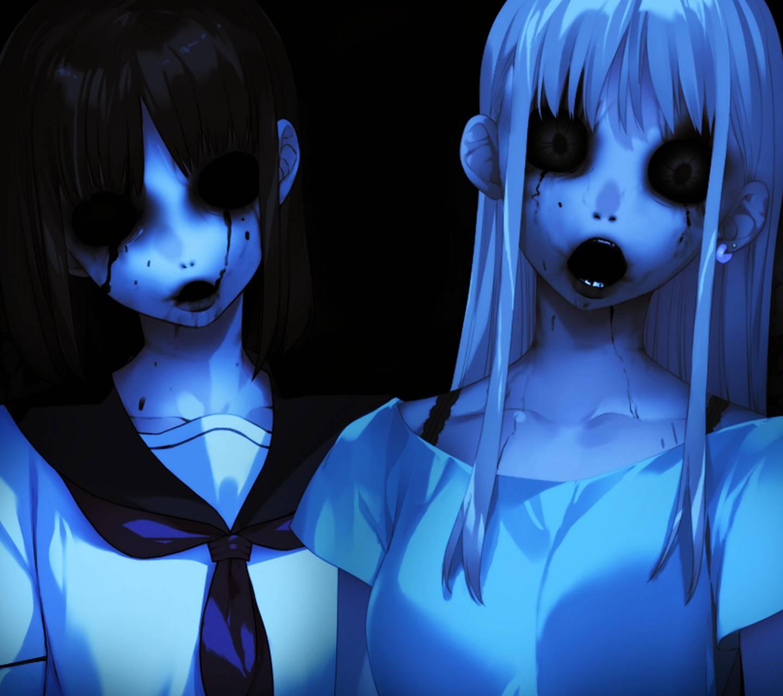 Download 9800 Koleksi Wallpaper Anime Horror Hd Terbaik