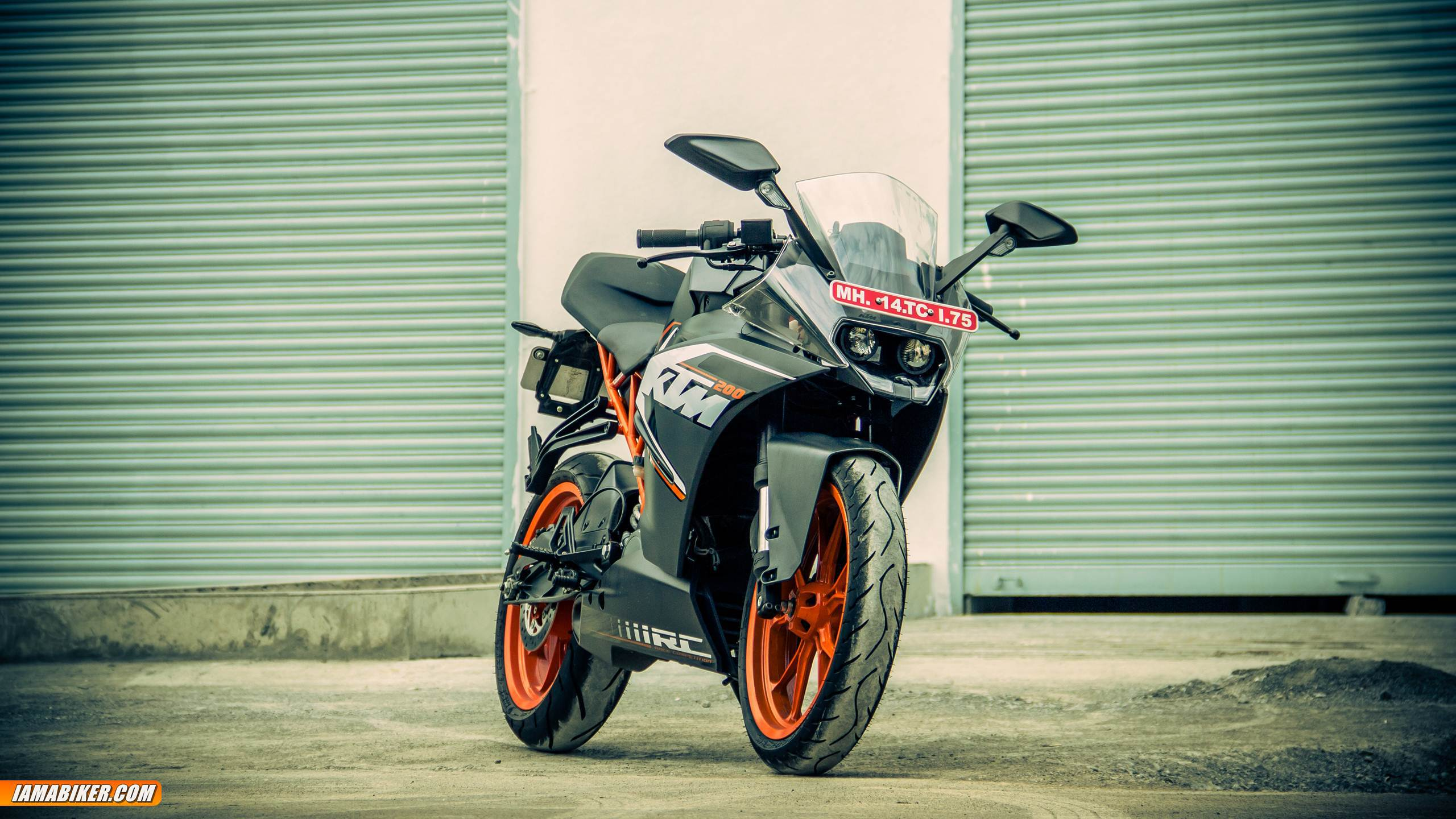 Ktm Rc 200 Black Photography Wallpapers Wallpaper Cave