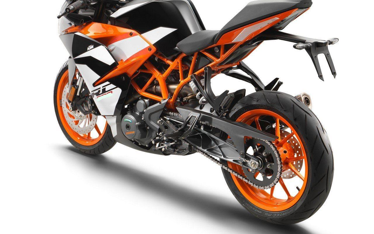2017 KTM RC 200 India Price Rs. 1.72 lakh, Mileage, Top Speed, Specs