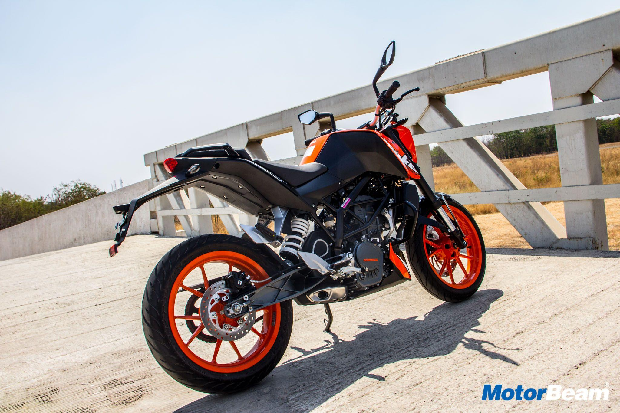KTM Duke 200 Price, Review, Mileage, Features, Specifications
