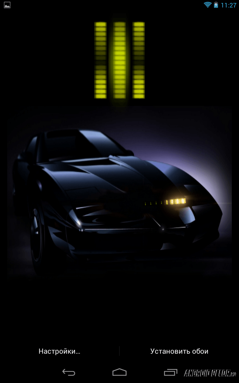 Knight Rider Wallpapers Iphone - Wallpaper Cave