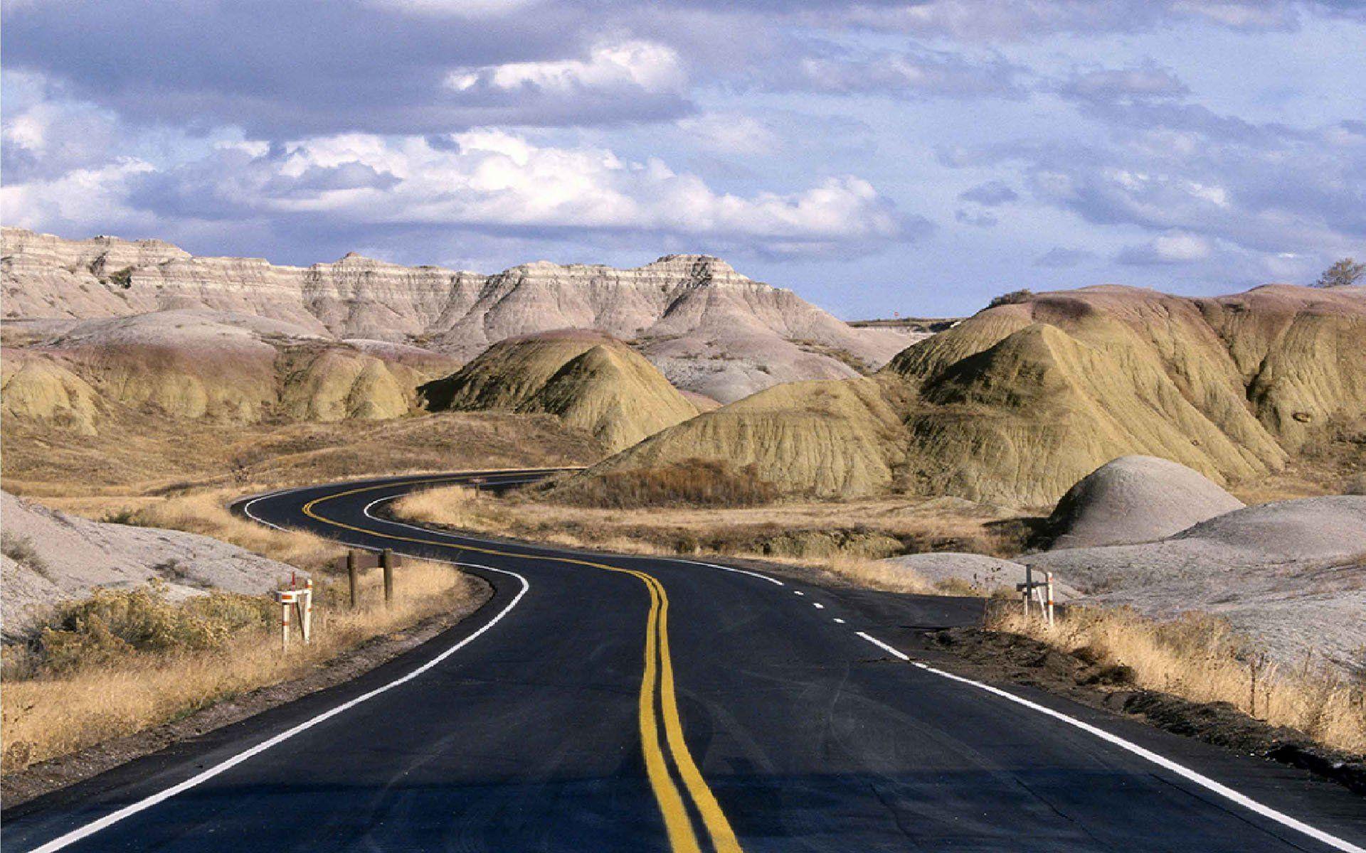 HD Badlands National Park Wallpapers