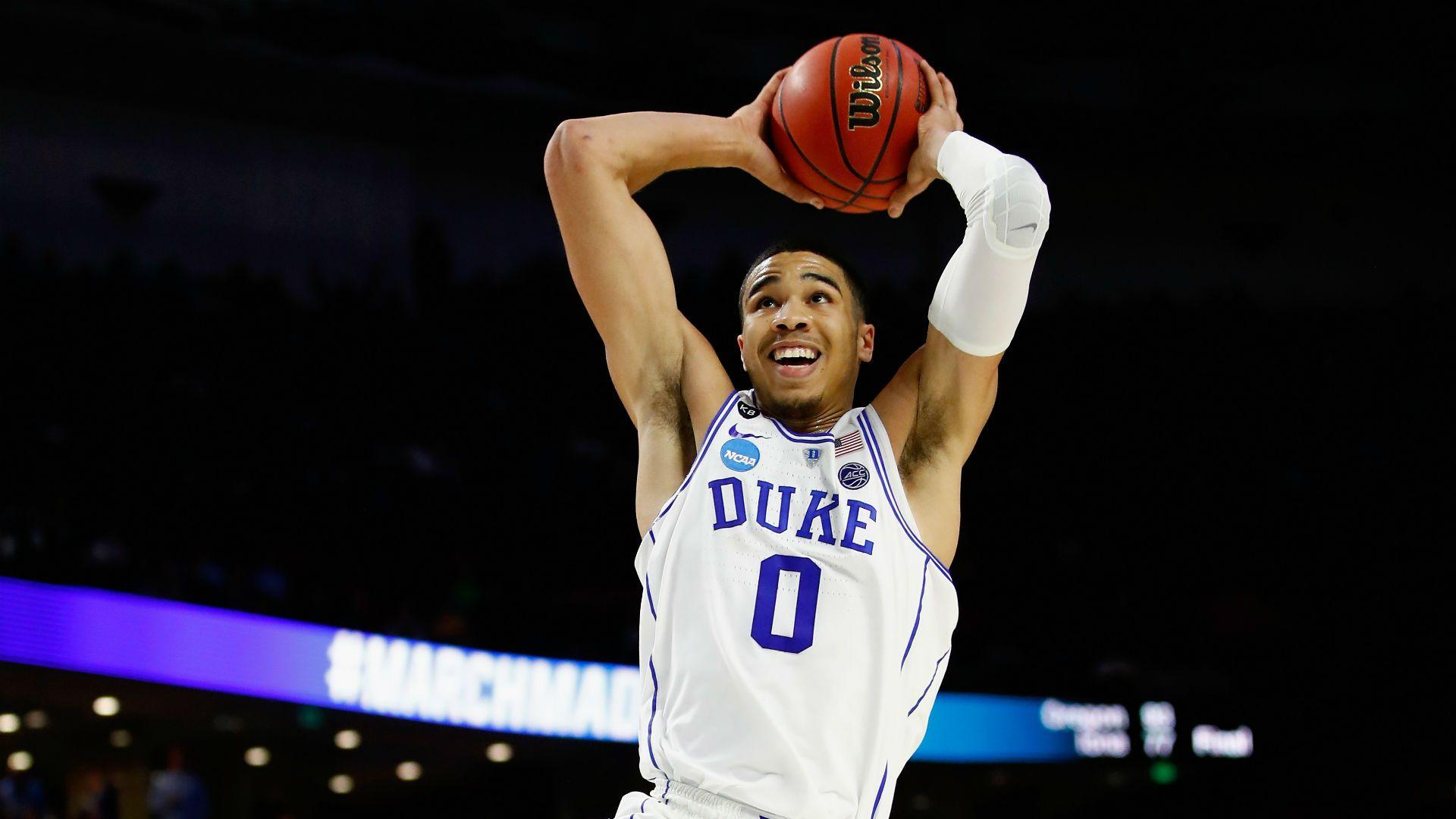 NBA Draft scouting report: Jayson Tatum takes polished offensive