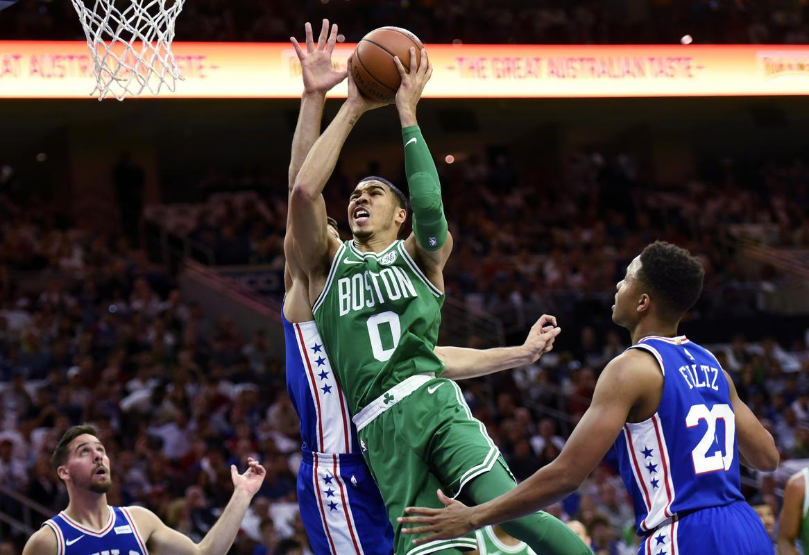 Video: Why Jayson Tatum should win Rookie of the Year