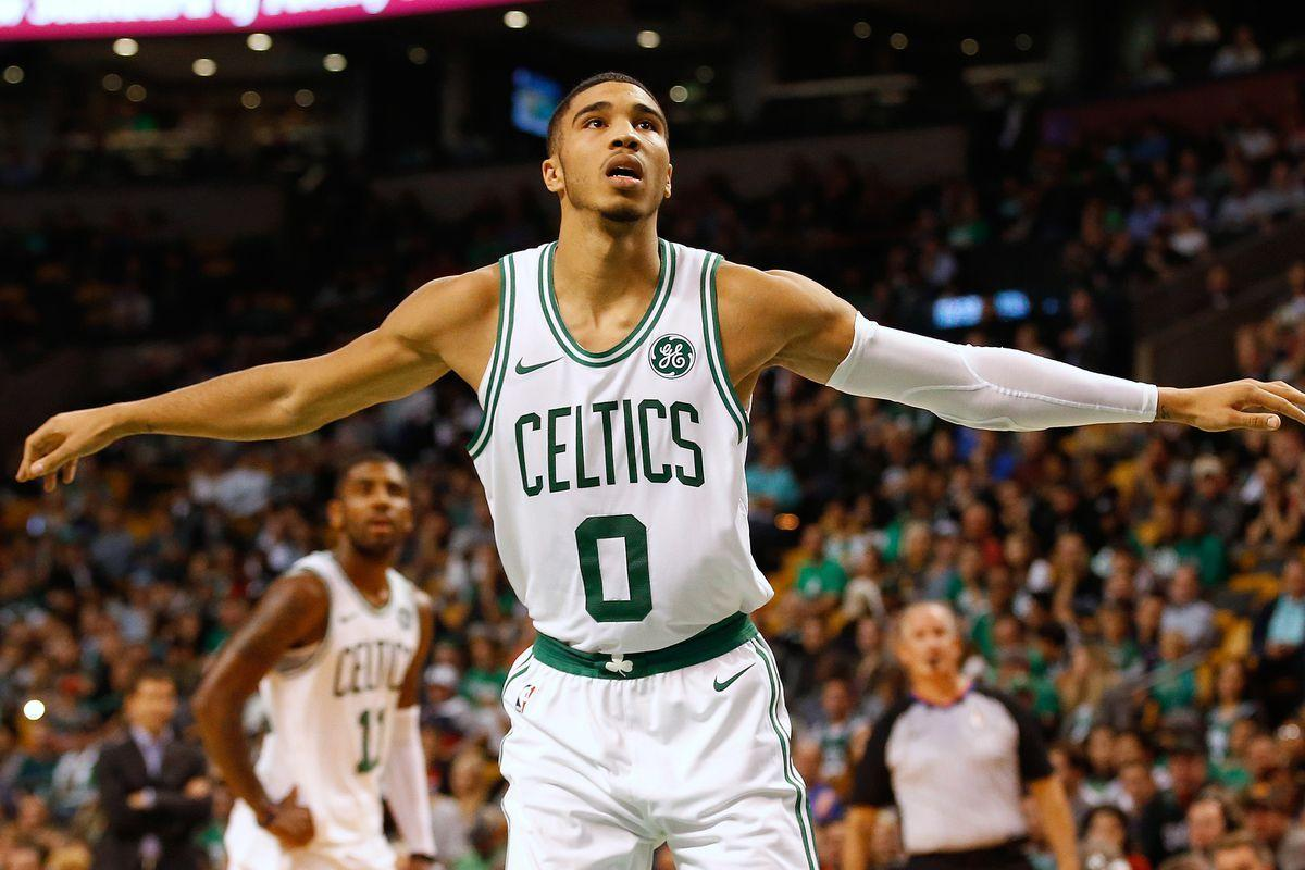 Boston's Increasingly Impressed With Jayson Tatum