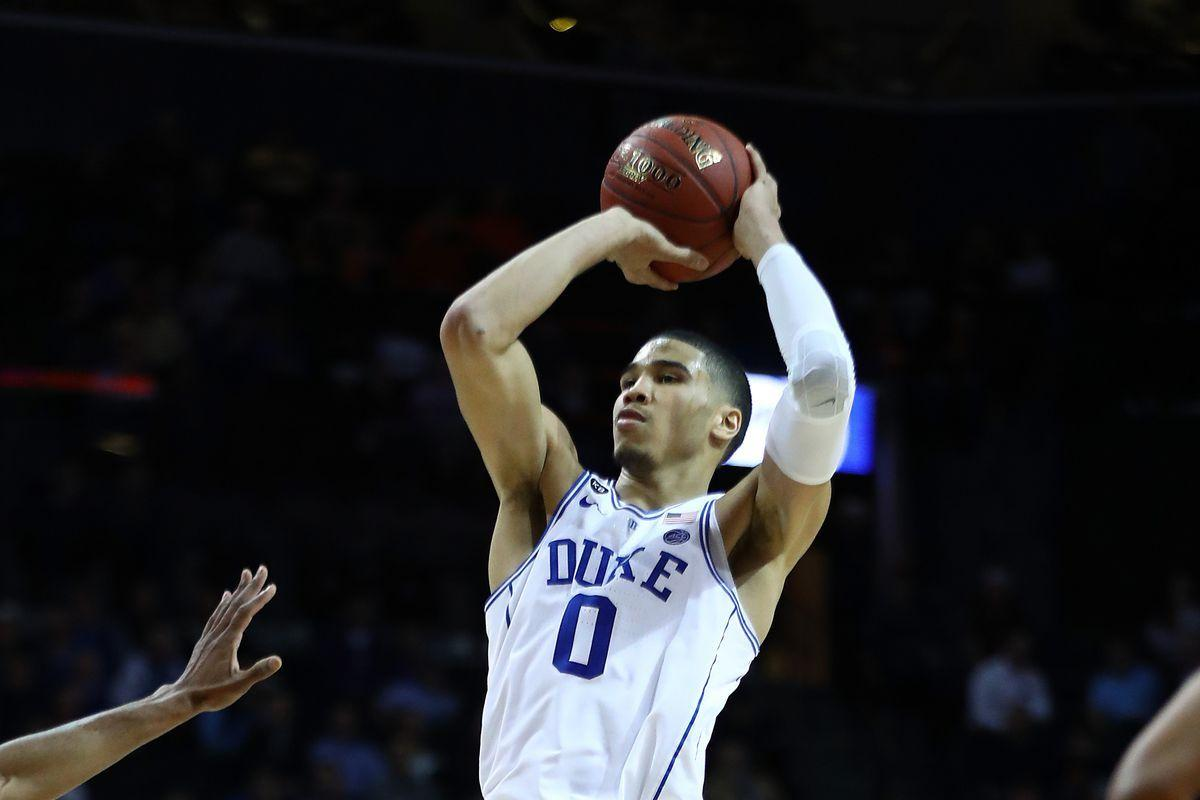VIDEO: Jayson Tatum re
