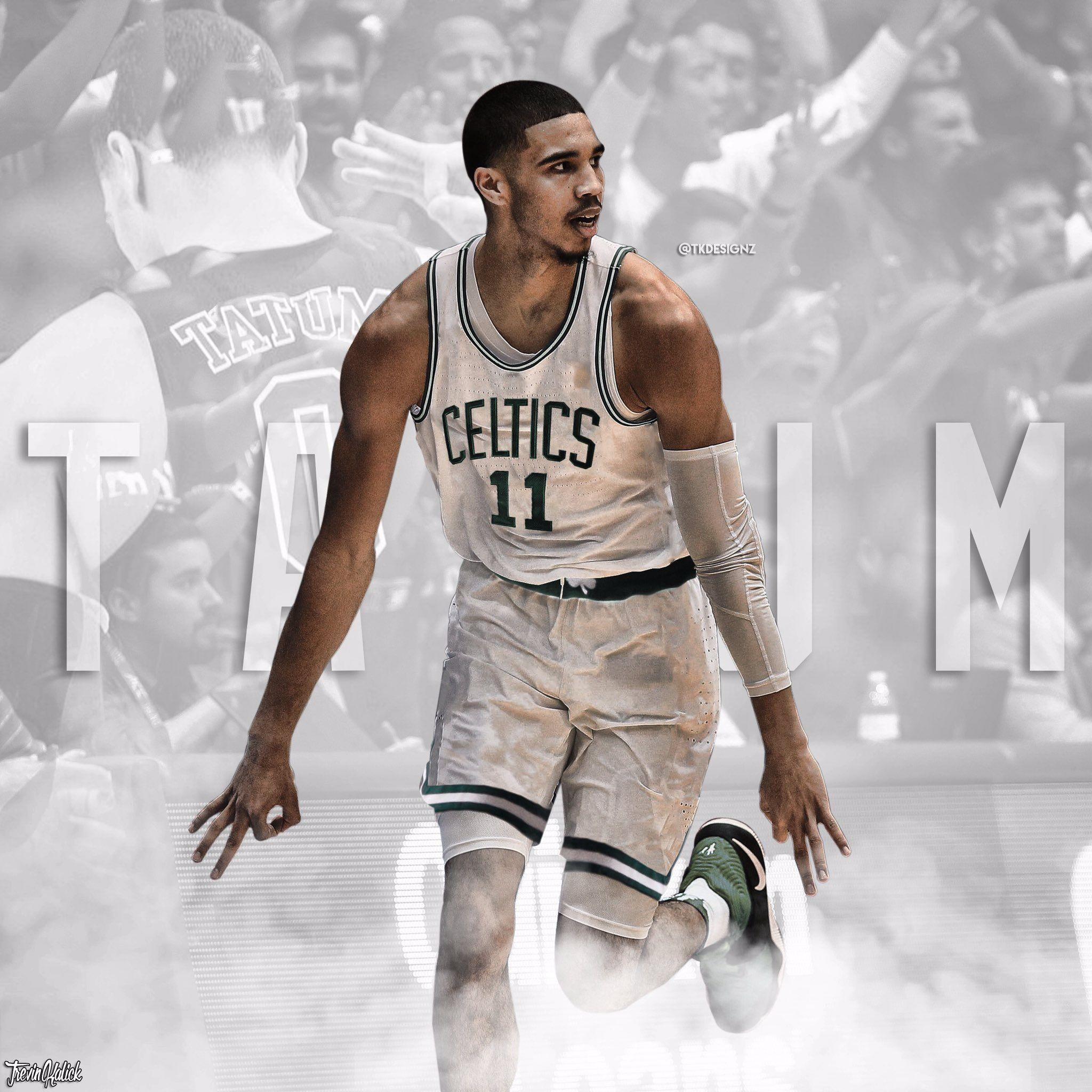 Basketball Iphone Wallpapers: Jayson Tatum Wallpapers