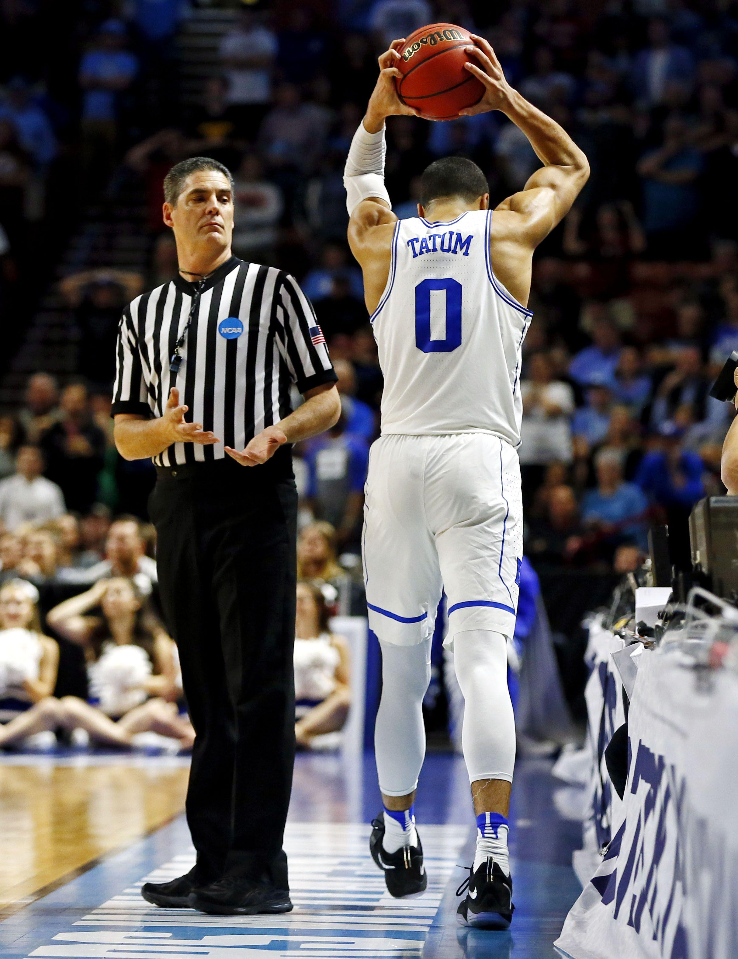 NBA Draft: Basketball took Jayson Tatum from the shadows to the