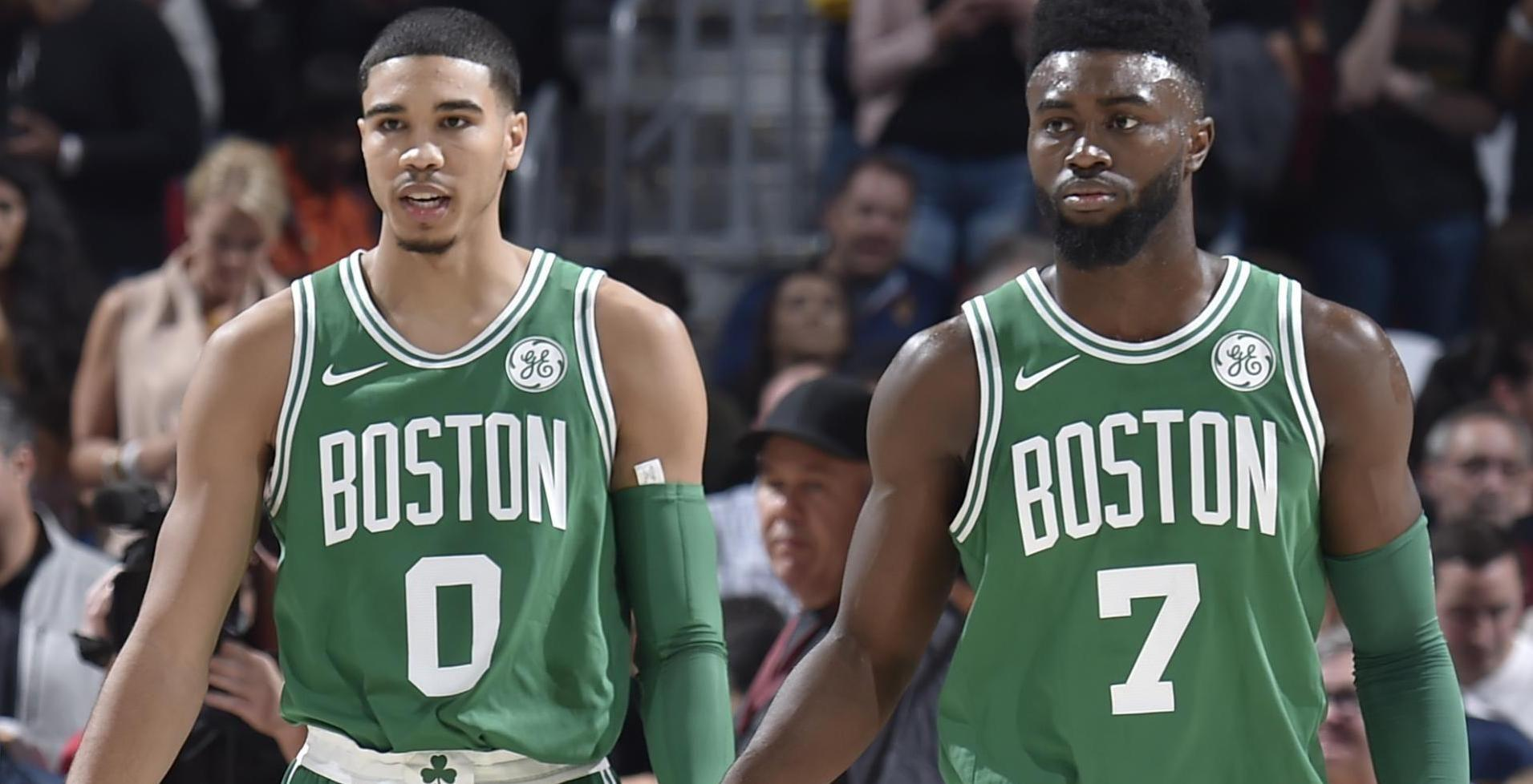 Celtics news: Jason Kidd is a fan of Boston's Jaylen Brown, Jayson