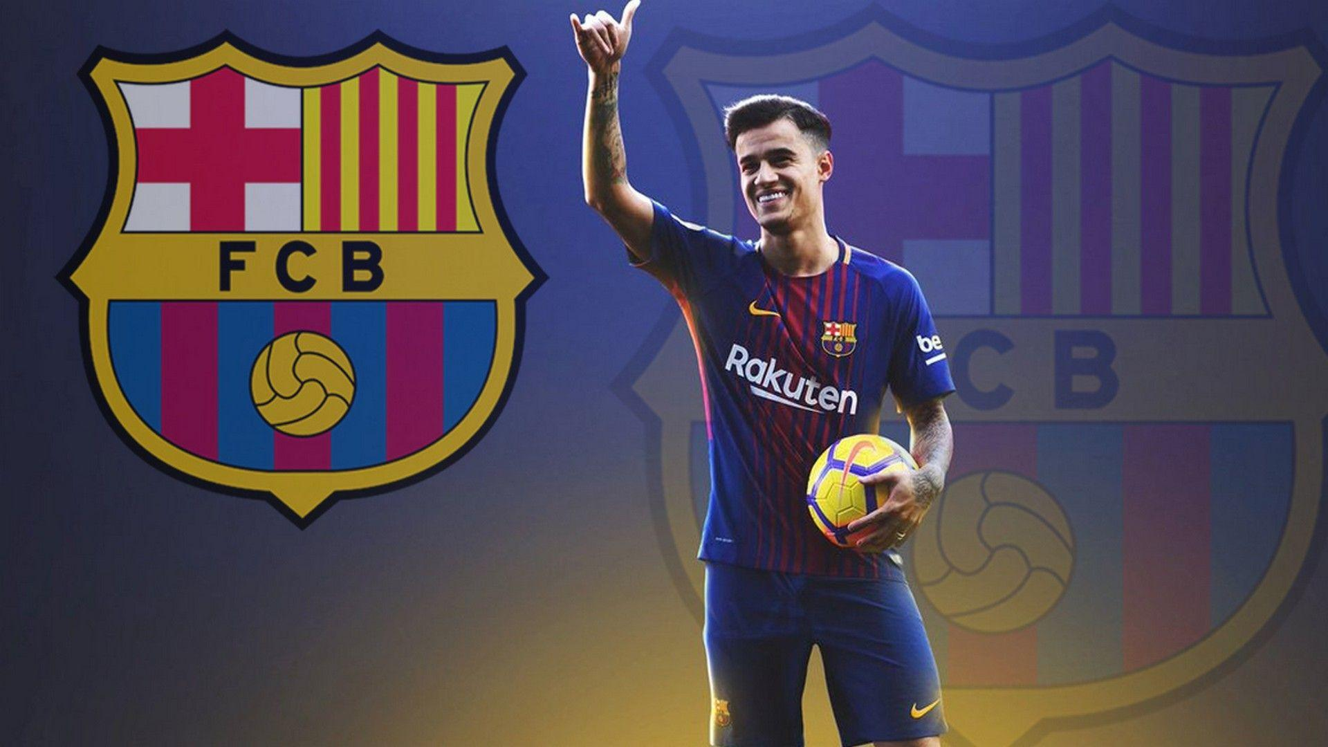 Football Wallpapers 4k 1 0 7 Apk: Coutinho Barcelona Wallpapers