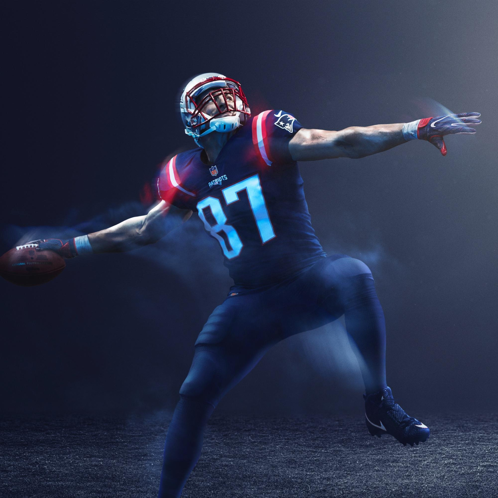 65d9c1d4310 A Look At All 32 NFL Color Rush Uniforms | Seattle Seahawks