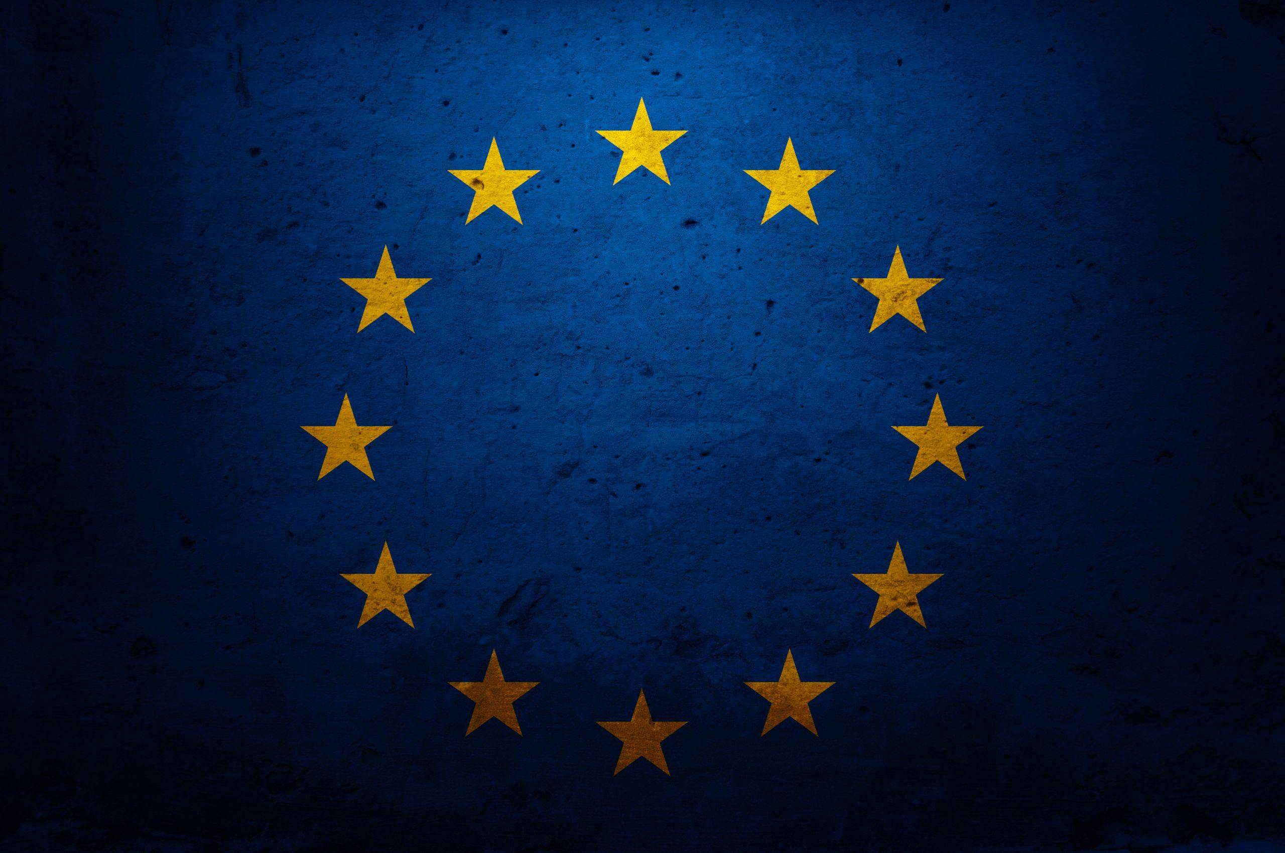 4 European Union Flags HD Wallpapers
