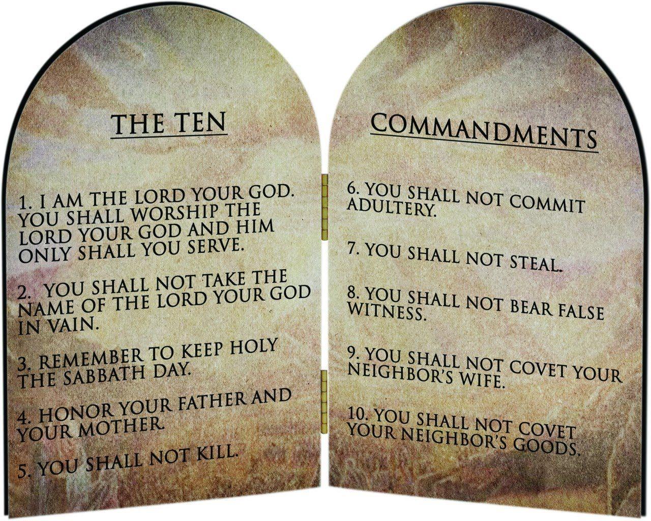The Ten Commandments Wallpapers Wallpaper Cave